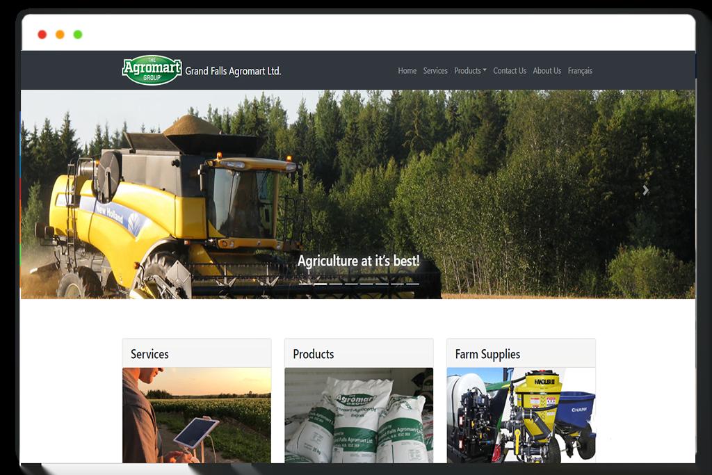 website designs in Vancouver