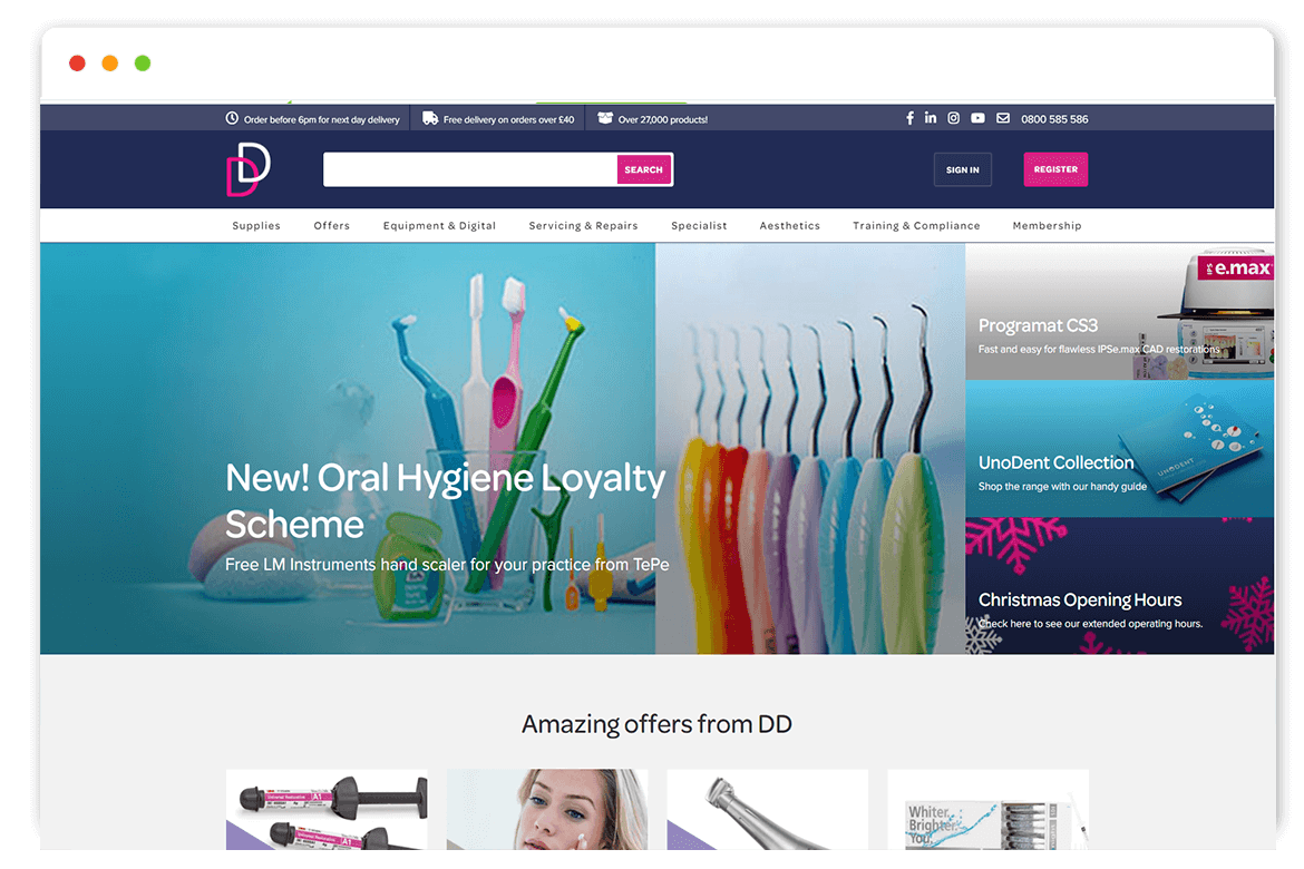 DD website Design and web Develop by saintcode Vancouver Canada
